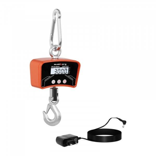 Bilancia a gancio - 300 kg / 100 g