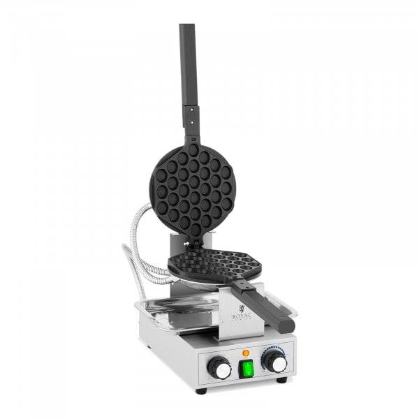 Piastra per waffles - 1400 W - 50-250 ° C - Timer: 0 - 5 min