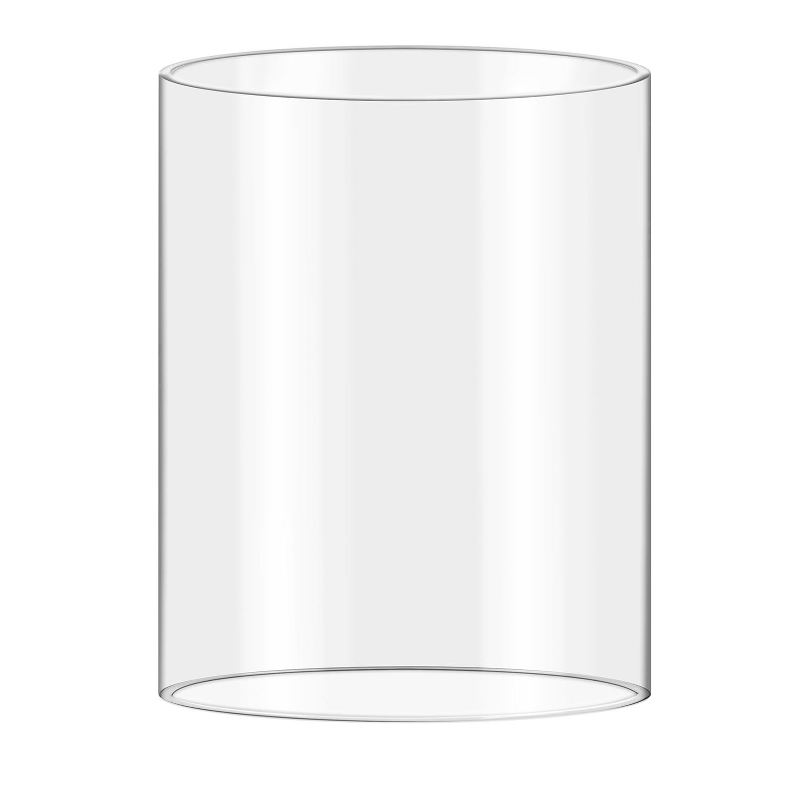 Cilindro di vetro
