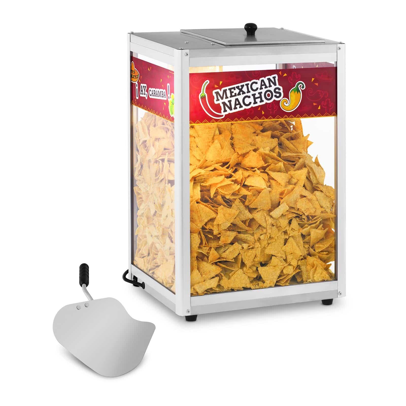 Macchina scalda nachos