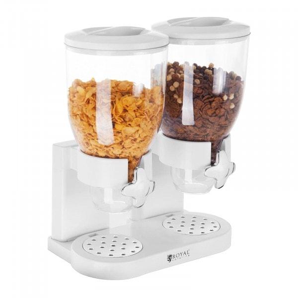 Dispenser per cereali – 2 contenitori, 7 L