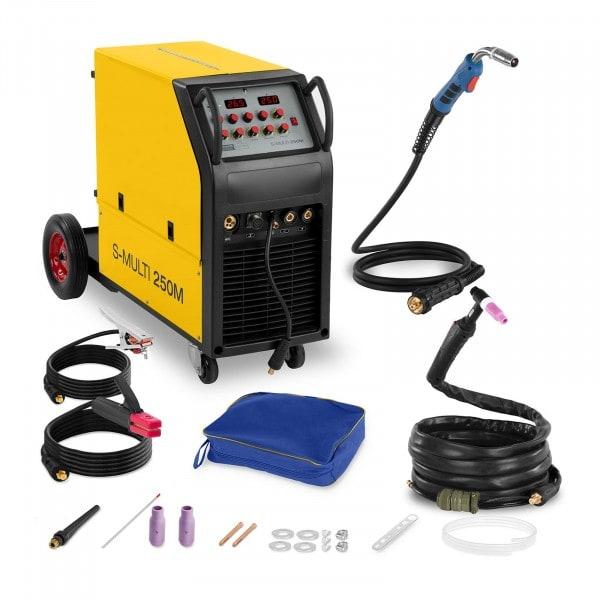 Saldatrice multiprocesso - 250 A - 400 V - MIG/MAG - WIG - E-Hand - FCAW