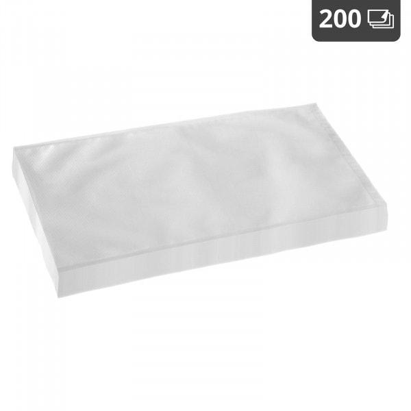 Sacchetti sottovuoto per alimenti - 40 x 28 cm - 200 pezzi