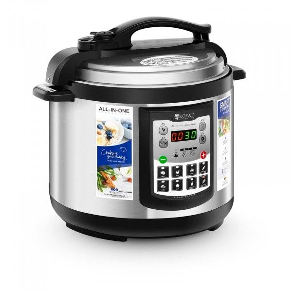 Pentola a pressione elettrica - 5 litri - 900 W