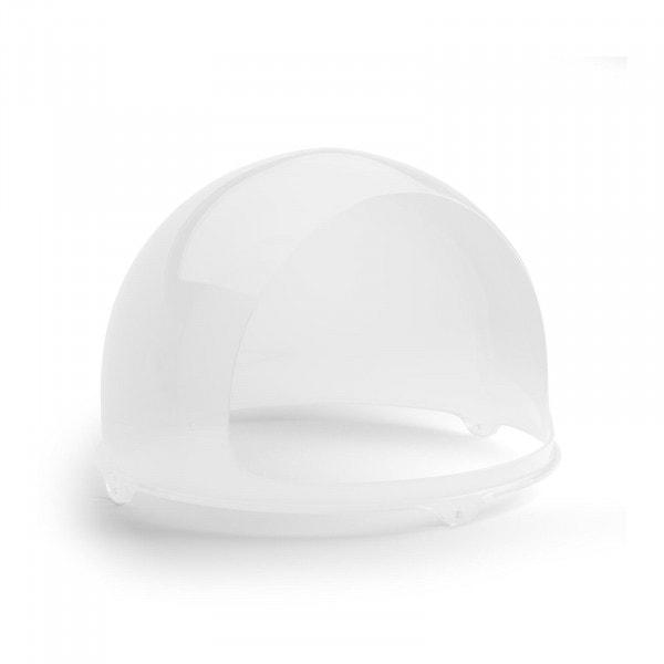 Cupola paraschizzi - 52 cm - vetro acrilico
