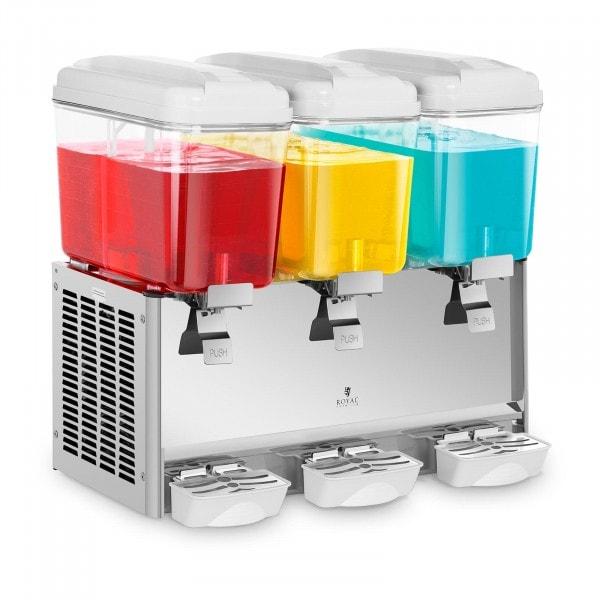Dispenser bevande fredde - 3 x litri
