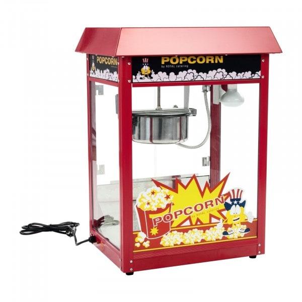 B-WARE Macchina per popcorn - tetto rosso