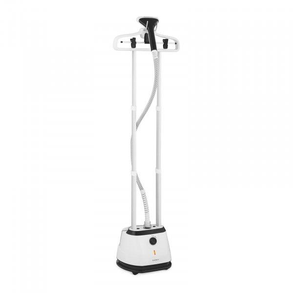 Stiratrice a vapore professionale - 2 livelli - 1.800 W - 55 min