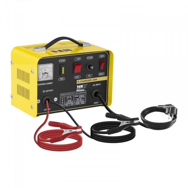 B-WARE Caricabatterie per auto professionale - 12/24 V - 8/12 A