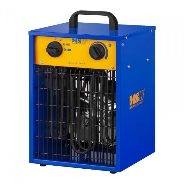 Generatore di aria elettrico con funzione di raffreddamento - da 0 a 85 °C - 3.300 W