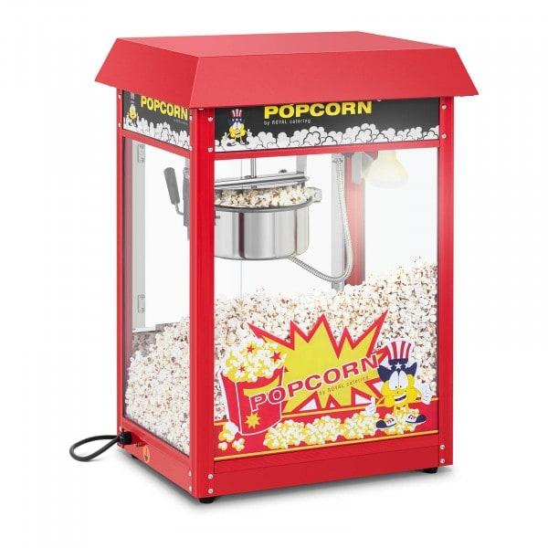 Macchina per popcorn - tetto rosso