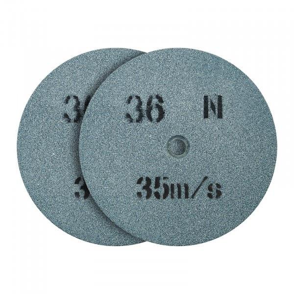 Mola per smerigliatrice - 150 x 16 mm - Grana 36