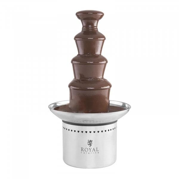 Fontana di cioccolato professionale – 4 livelli – 6 kg