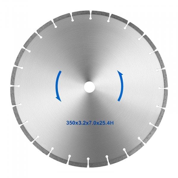 Disco diamantato per tagliapietre - 350