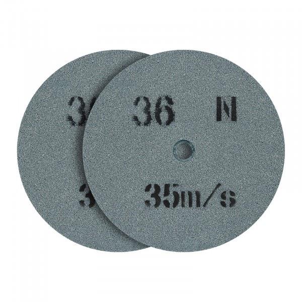 Mola per smerigliatrice - 150 x 20 mm - Grana 36
