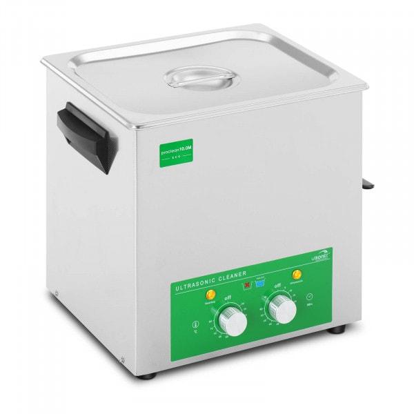 Lavatrice a ultrasuoni - 10 litri - 180 W - Eco