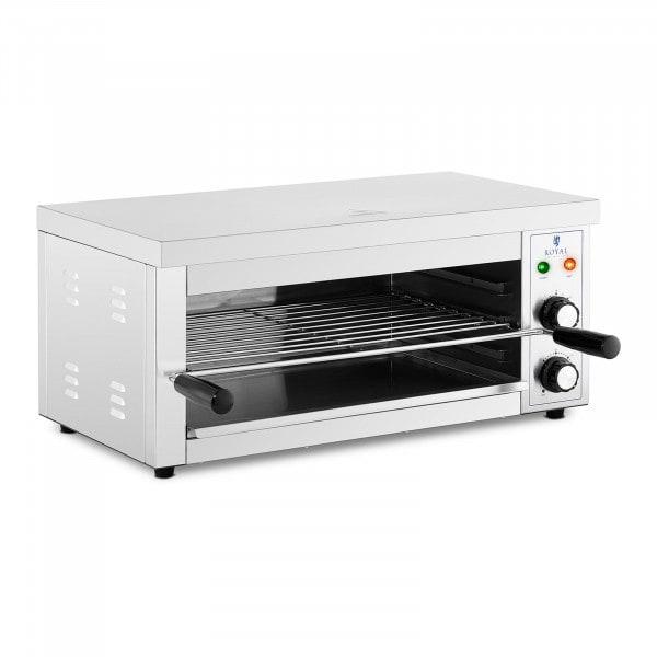 Tostiera elettrica salamandra - 2500 W - 50-300 ° C