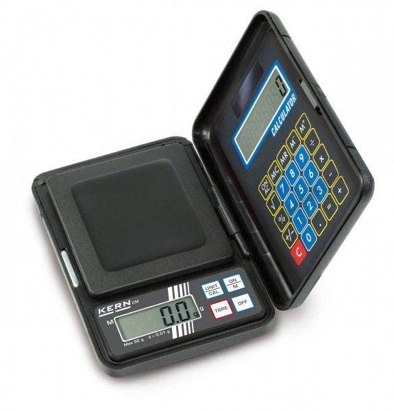 KERN Bilancia tascabili CM - 150g / 0,1g - 180g