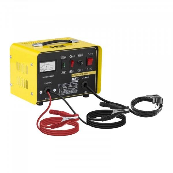B-WARE Caricabatterie per auto professionale - 12/24 V - 15/20 A