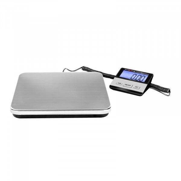 Bilancia pesapacchi digitale- 200 kg / 50 g - Basic - LCD esterno