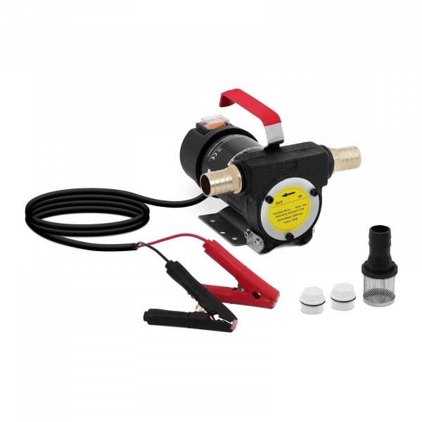 Seconda Mano Pompa contalitri gasolio - 12 V - 40 l/min