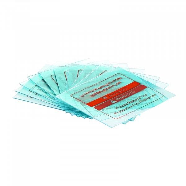 Set 10 vetri di ricambio esterni - Metalator / BlackONE / Carbonic / Pokerface / Legend