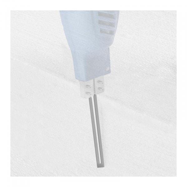 Lama di taglio diritta per cutter per polistirolo - 20 cm